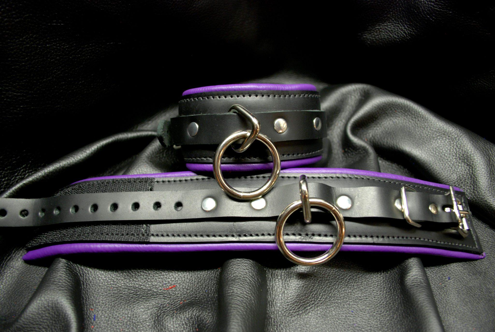 Leather Restraints